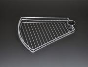 Trapéz alakú fémpolc