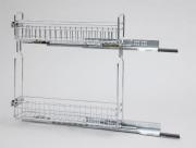 2104SY/15-50 Oldallapra szerelhető polcrendszer