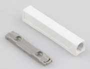 Adapterlemez hosszú fehér