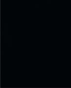 HDF lemez fekete